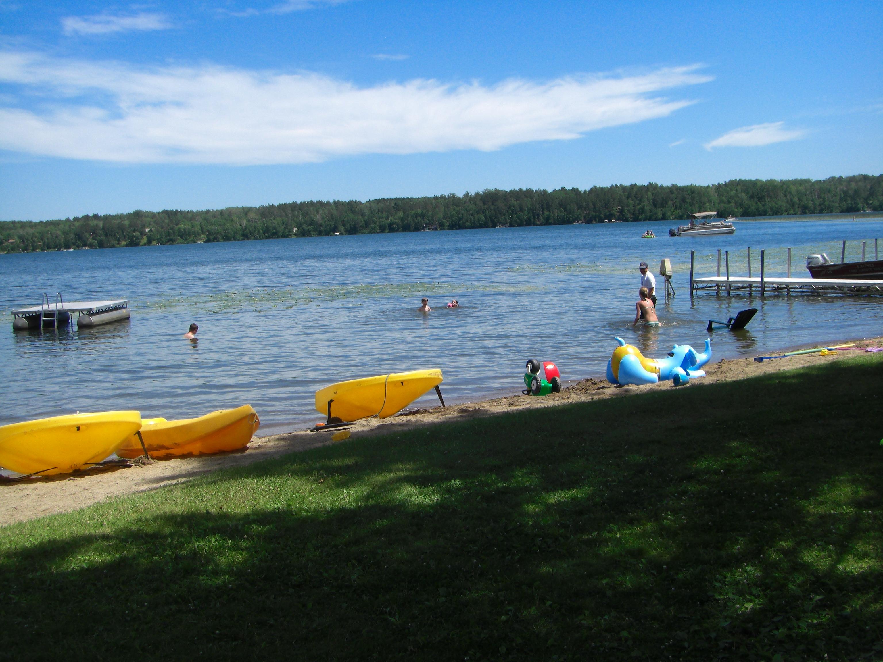 Minnesota Family Lake Vacations